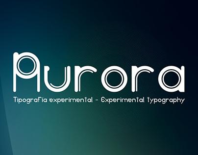 Tipografía experimental / Experimental typography