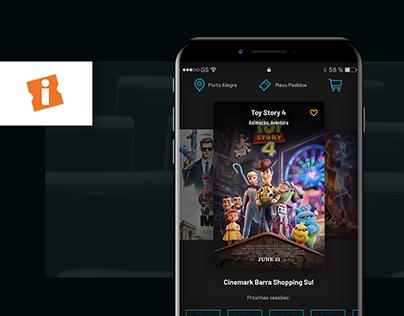 Ingresso.com | Redesign do app