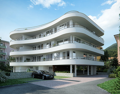 Residential building visualization