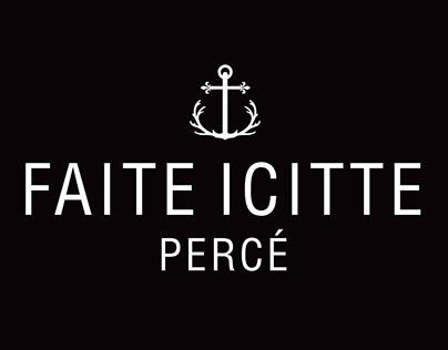 LOGO // FAITE ICITTE