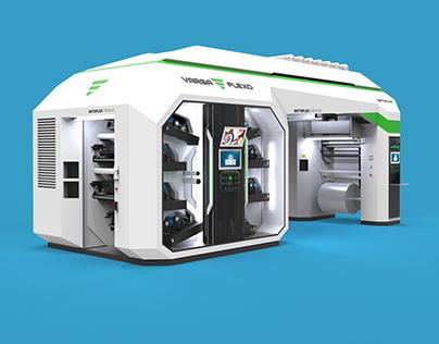 OKTOFLEX | PREMIUM flexographic printing press design