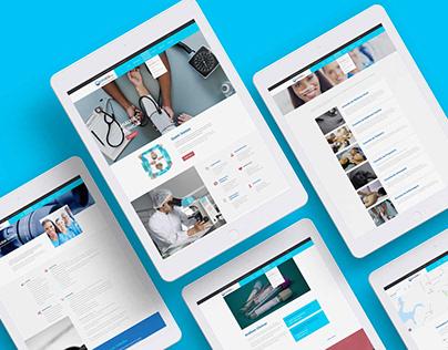 Webdesign Centralab