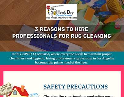 3 Reasons To Hire Professionals For Rug Cleaning