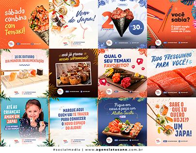 Social Media | Aloha Sushi #2