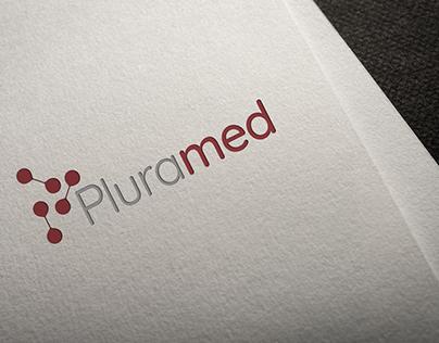 Pluramed pharmaceutical logo