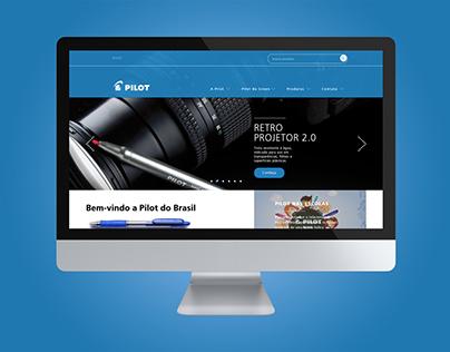 Website - Pilot Pen