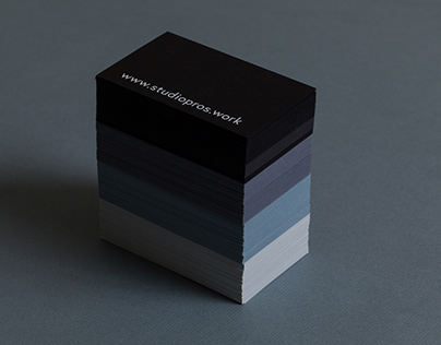 StudioPros Businesscard Design