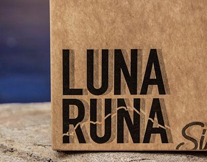 Packaging - LUNA RUNA
