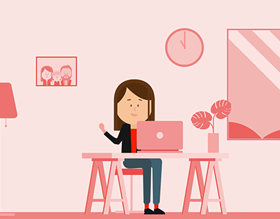 New Work: Future Concepts for Home office workers