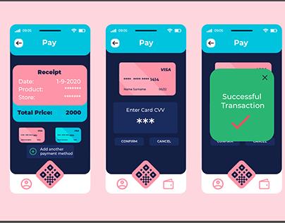 QR Scanner transaction App