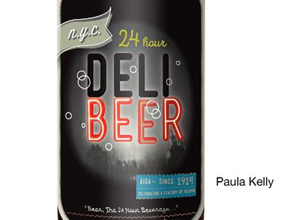 BRANDING: Label for Beverage