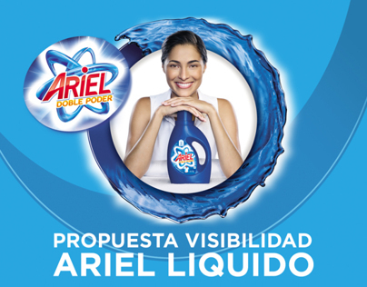 Propuesta Visibilidad Ariel Liquido