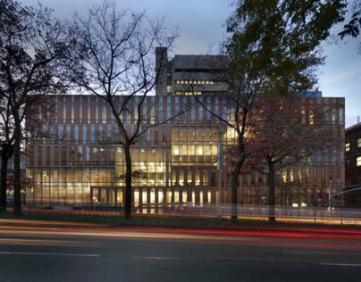 Barnard College Diana Center