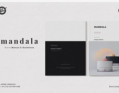 MANDALA Brand Manual & Guidelines