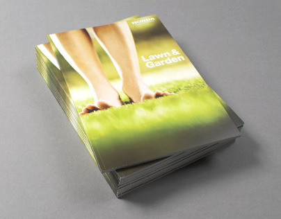 Honda Lawn & Garden Brochure
