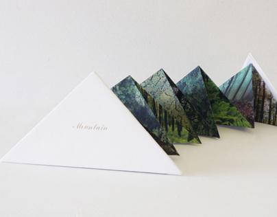 MOUNTAIN & SEA BOOK