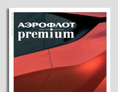AEROFLOT PREMIUM inflight magazine