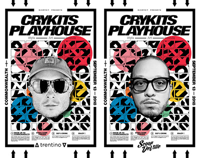 Crykits Playhouse Flyer