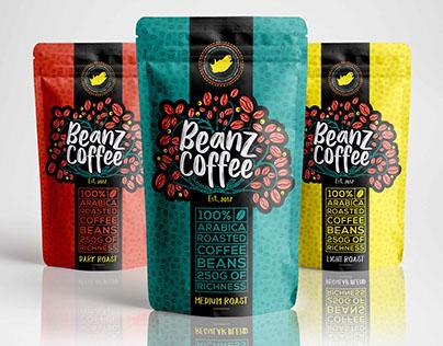 Beanz Coffee Regular Blend
