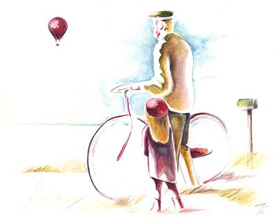 Book Illustrations I - Coastline Stories