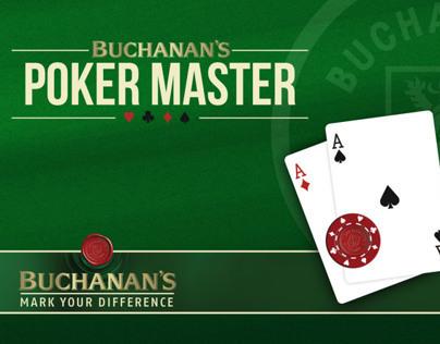 Buchanan's® Poker Master