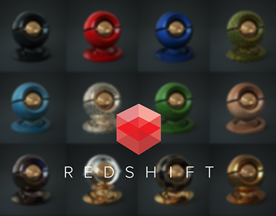 REDSHIFT SHADERS