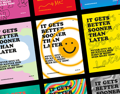 It Gets Better - Poster Collection - Volume 1