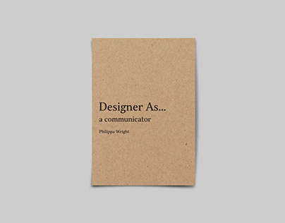 DESIGNER AS...