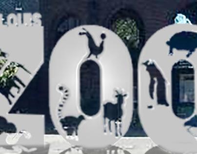St. Louis Zoo Environmental Signs