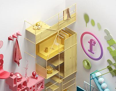 Fubiz Creativity Room