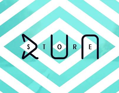 RunStore Branding