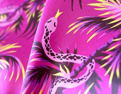 Snake Palms Collection