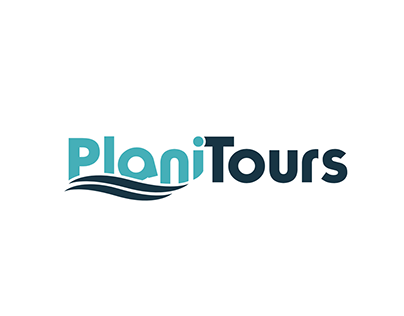 Web + Logo Planitours