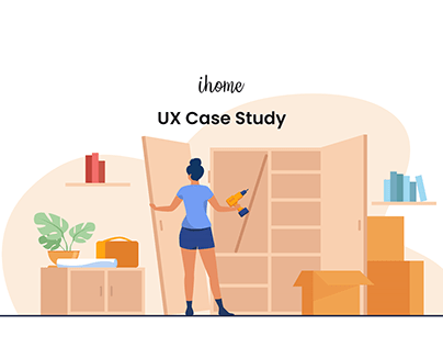 iHome - UX Case Study