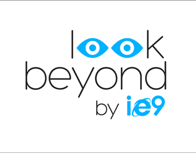 IE9 'Look Beyond'