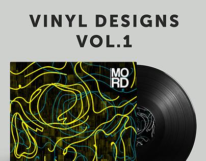 Vinyl designs vol. 1