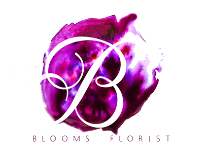 Blooms Florist Branding & Logo Design