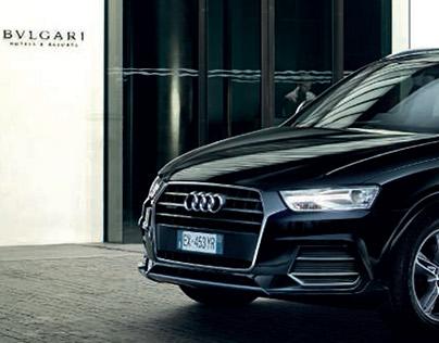 Audi Italia - ADV PRINT & BANNER ADS