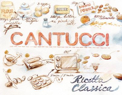 Italian Biscotti Recipe