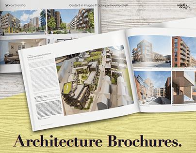 Brochures   AALofts Design for bptw partnership