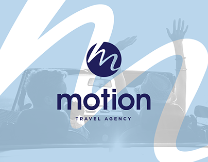 Motion Travel Branding
