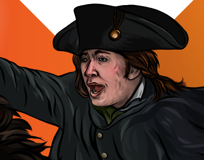 Digital XChange 2018 - Paul Revere Illustration