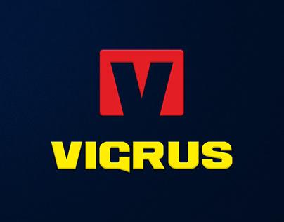 Логотип для компании Vigrus