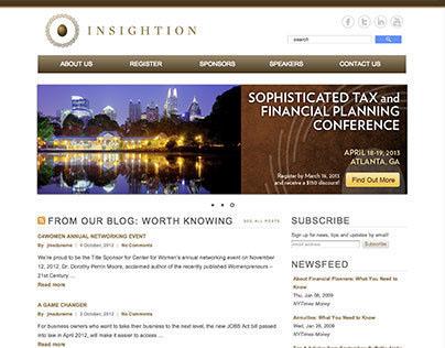 Insightion LLC website