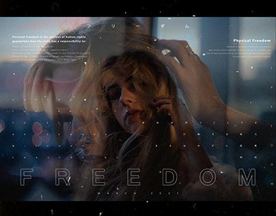 """Freedom"" Concept."