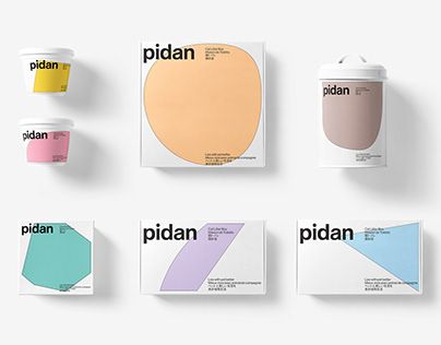 pidan Visual Identity