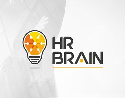 HR Brain - Logo & Branding