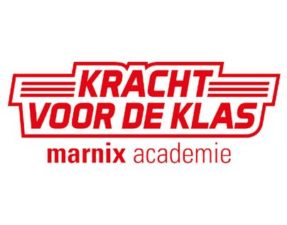 Marnix Academie:  Campagne 'Kracht voor de Klas'