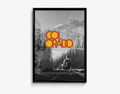 Colorado Poster Design