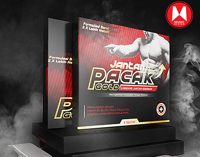 JANTAN PACAK GOLD - MEN'S HEALTH PRODUCT